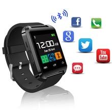 Hot android bluetooth u8 reloj inteligente para apple watch ios android compañero de Teléfono inteligente dz09 Reloj pk gt08 u9 a9 U80 smartwatch