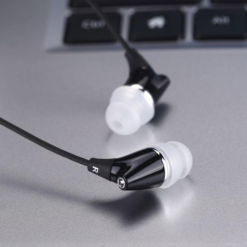 Ipsdi E09 uus tulekahju metalli kõrvaklapid kõrvaklappidega Mic - Kaasaskantav audio ja video - Foto 5