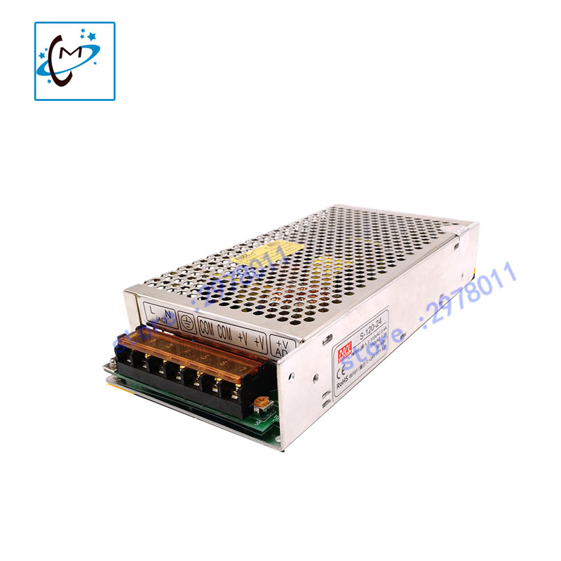 Hot sale !! Encad novajet 750 power supply lecai 750 skycolor 760 830 eco solvent plotter printer 24V power supply box brand new lecai inkjet printe spare parts novajet 750 1000i main board for sale