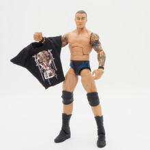 Wrestling gladiators Action figures Wrestler Building Blocks Super Heroes Kids Gift Toys Randy Orton