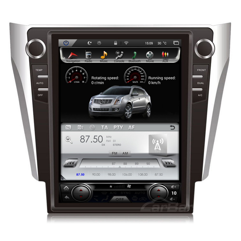 car dvd for toyota camry