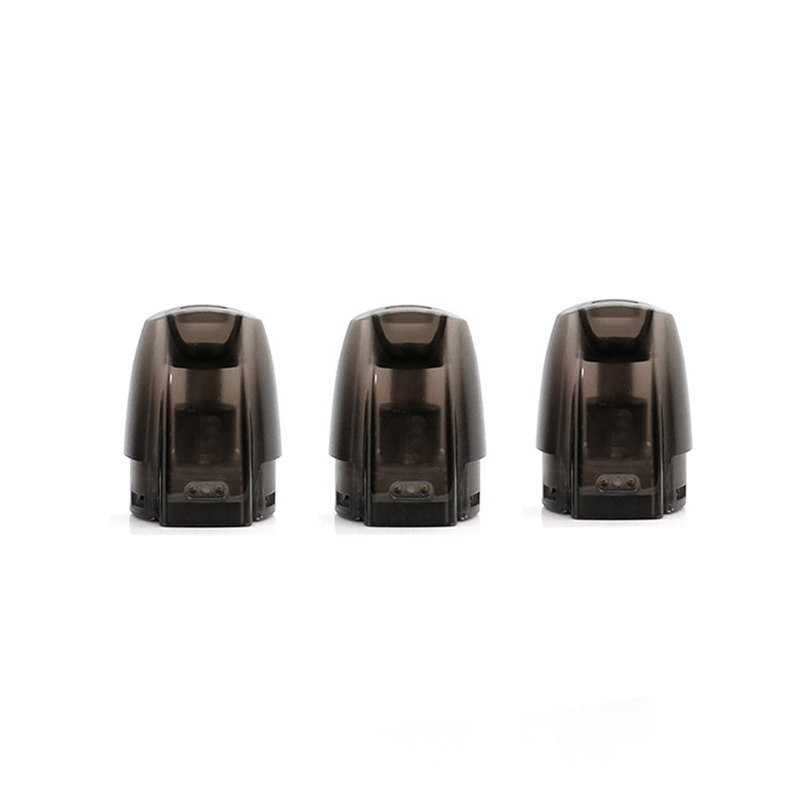 60 pièces JUSTFOG Minifit Pod 3 Unités chaque pack 1.5 ml Capacité pour JUSTFOG minifit Starter Kit cigarette Électronique Accessoire
