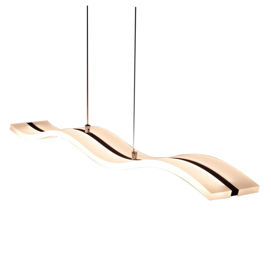 Aliexpress Dimmbare Moderne Led Pendelleuchte Lampe Fr Wohnzimmer Esszimmer 90 265 V Freies Verschiffen Von Verlsslichen