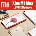 "Xm0510cn original luphie alumínio super metal frame 6.44 ""fhd snapdragon 652 para xiaomi mi max bumper"