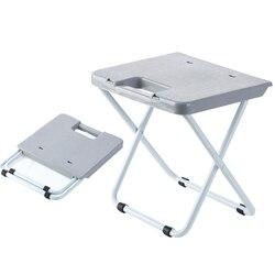 Pop Up krzesła na zewnątrz przenośne lekki składany Camping składany stołek siedzenia wędkowanie piknik meble przenośne krzesło plaży w Krzesła plażowe od Meble na