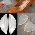 Silicone Gel Arch Support Shoe Inserts Foot Insole Wedge Cushion Pads Pain  02UI 4OS9