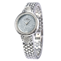 XG73 G D GLE VDO Womens Quartz Watches Silver Luxury Womem S Bracelet Watches Ladies Dress
