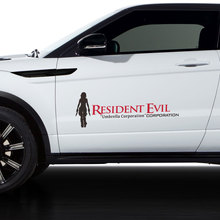 Umbrella Corporation Resident Evil Car Exterior Stickers Phone Home Decorations Reflective Biohazard Car Door Roof Stickers & Popular Umbrella Roofing-Buy Cheap Umbrella Roofing lots from ... memphite.com