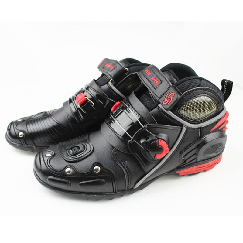 Buty motocyklowe buty ochronne moto rbike kolarstwo rowerowe buty wyścigowe moto motocross motocykl buty