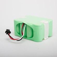 XR510 батареи оригинальный робот пылесос части 2200 МАЧ Ni Батареи 1 шт. robotic vacuum XR510 запасные части бесплатная доставка