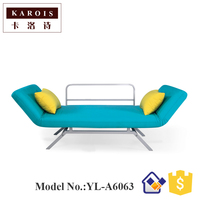 Simple And Stylish Living Room Sofa Bed Chaise Collapsible Multi Purpose Den Balcony Sofa Bed
