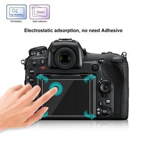 Image 2 - 2 STÜCKE Original 9 H Kamera Gehärtetes Glas LCD Screen Protector Für Sony A7M3 A7R3 A7MIII A7R2 A7M2 A7S2 A7 Mark II III Kamera Film