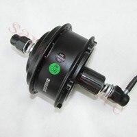 48V 350W Cassette Motor High Speed Brushless Gear Hub Motor E bike Rear Motor