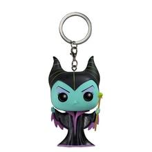Игрушки Maleficent фигурки Maleficent детская игрушка брелок Рождественский подарок на день рождения