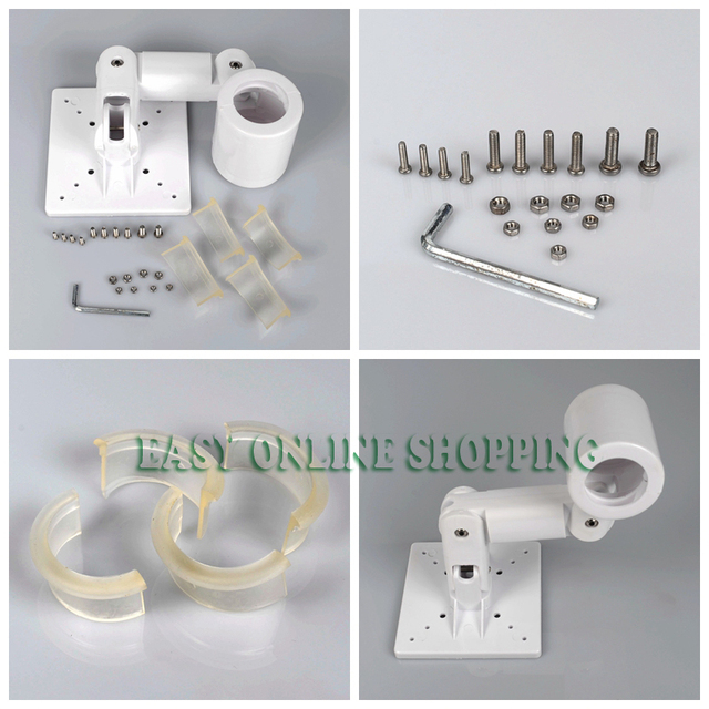 Dental Unit Post Mounted LCD Intraoral Camera Mount Arm
