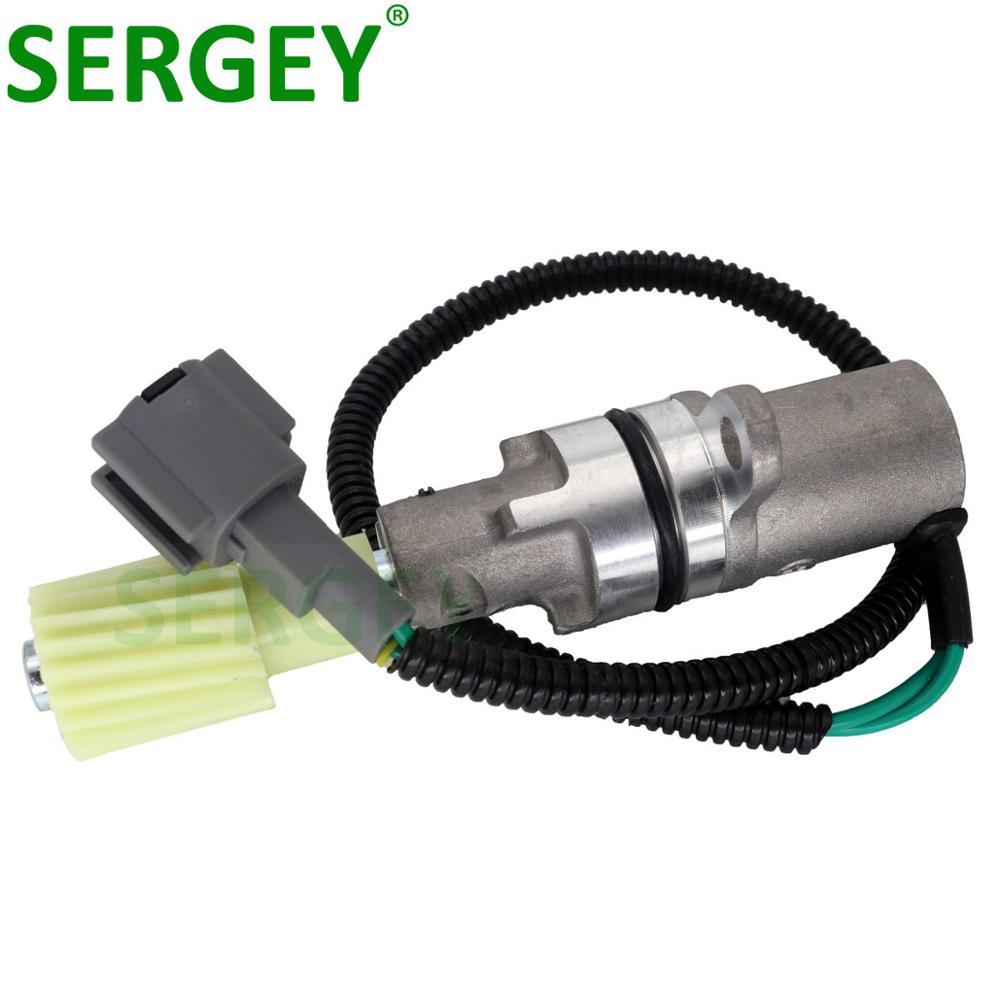 SERGEY Auto Speedometer Sensor 2501074P01 SU4647 SC64 25010-74P01 5S4793 For NISSAN NAVARA D21 D22 YD25 Pathfinder Pickup