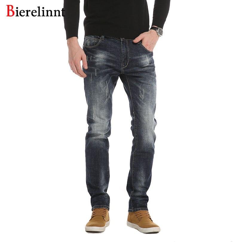 2018 New Arrival Good Quality Denim Long Pants Men Jeans Retail Wholesale Autumn Winter Fashion Casual