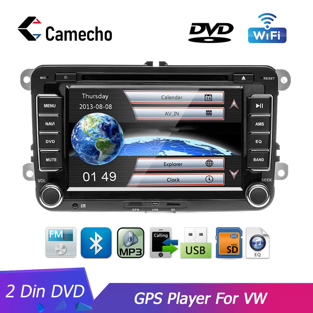 Seicane 1024 600 Multi touch Android 8 1 Bluetooth GPS System Car Radio for 2004 2009