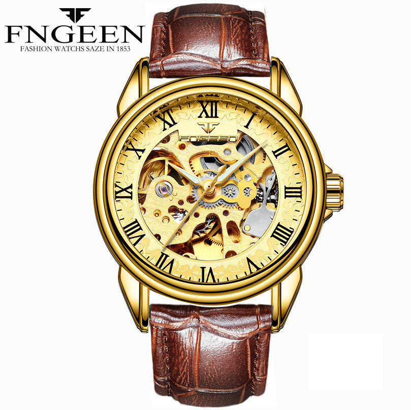 HTB1KsvumL2H8KJjy0Fcq6yDlFXaF - Men Watches Automatic Mechanical Watch Male Tourbillon Clock Gold Fashion Skeleton Watch Top Brand Wristwatch Relogio Masculino