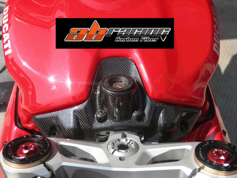 Ducati 1299 1199R 959 Carbon Fiber Undertail Tail Cowl Fairing Cover Fender Trim