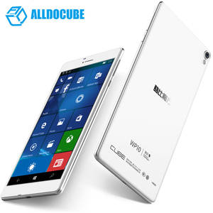 ALLDOCUBE WP10 Android Tablet 6.98 ''4G Windows 10 Mobile MSM8909 Quad Core 2 GB