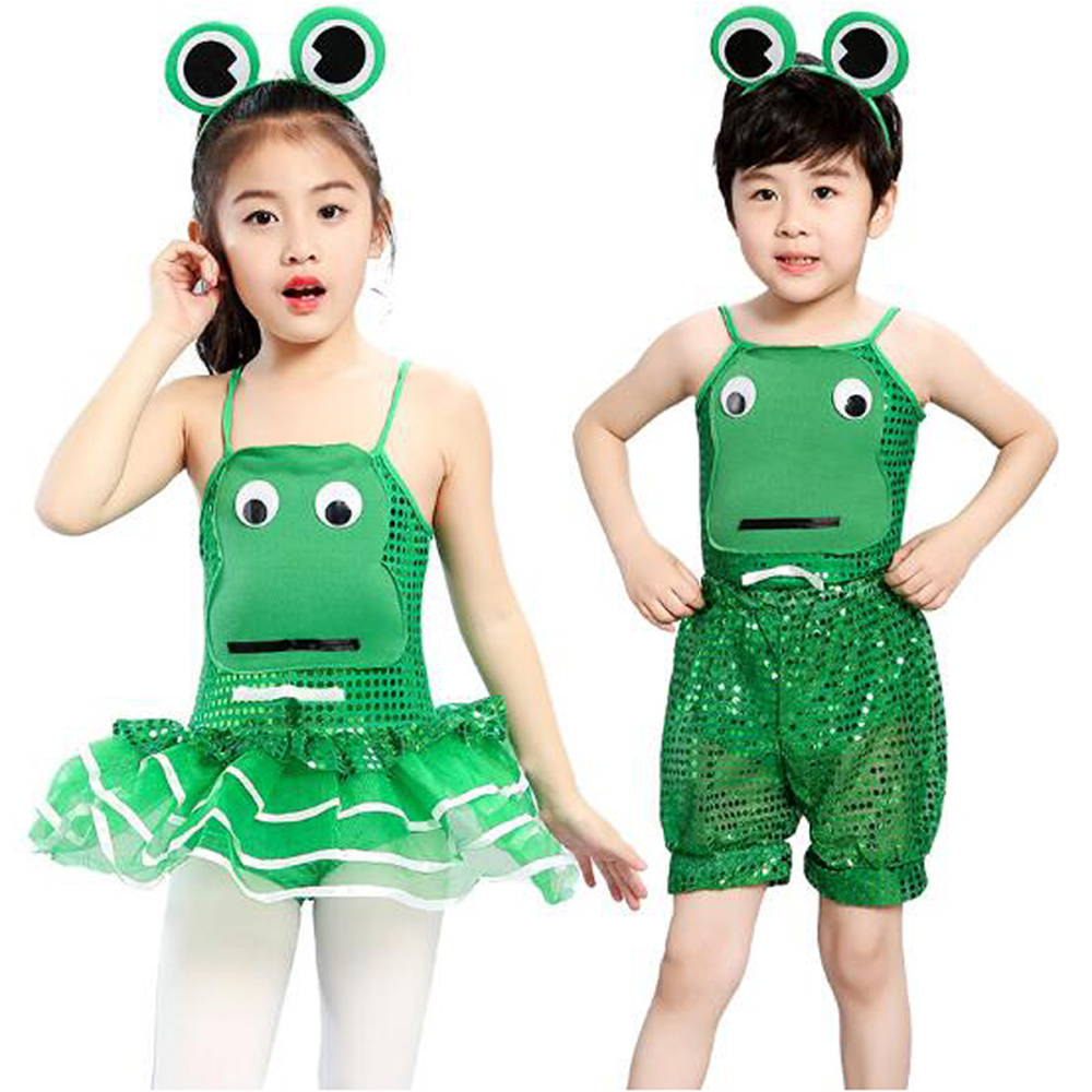 a2e644e6b BAZZERY Children tadpole Small Jump Frog Small Frog Cartoon Animal ...