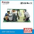 Оригинальный Meanwell EPP-100-12 8.5A 102W 12V хорошо открытый каркас PCB тип источника питания
