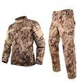 NOS uniformes Militares BDU Highlander/Kryptek tático BDU uniformes (jacket & pants) Do Exército militar calças cargo táticos uniforme