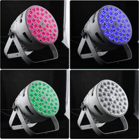 led par can white housing 36*10W 4in1 RGBW stage dj lighting for wedding theater nightclub