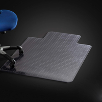 Floor Mats & Matting Chair Mat Clear Polycarbonate Home use Protective Mat for Floor Chair Office