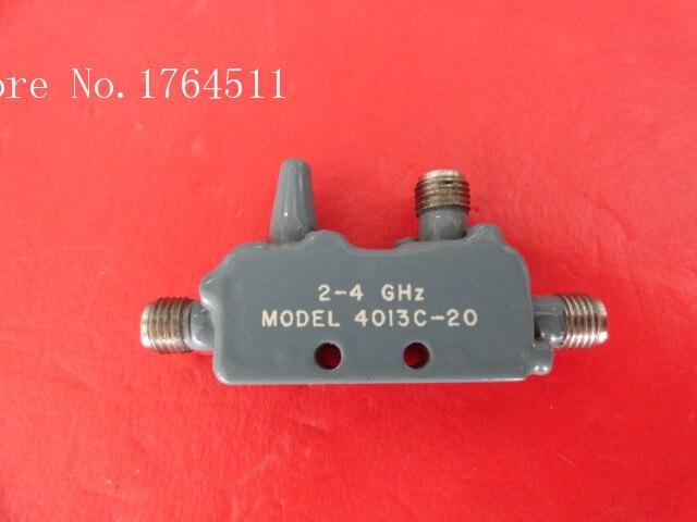 [BELLA] Narda 4013C-20 2-4GHz Coup:20dB SMA Coupler