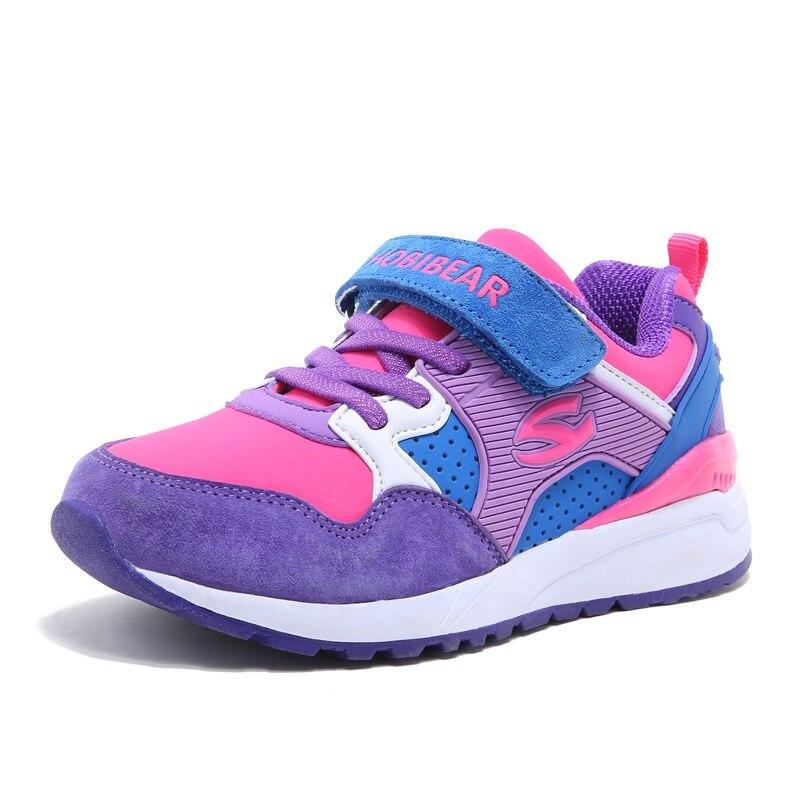 Dzieci antypoślizgowe Buty Chłopców Modne Dzieci Sneakers Sport - Obuwie dziecięce - Zdjęcie 3