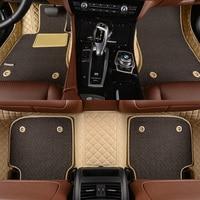 LUNDA Custom Fit Car Floor Mats For Suzuki Alto Jimny Swift SX4 S Cross 3D Car
