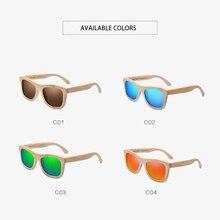 BAMBOO & WOODEN Handmade Polarized  Sunglasses *MEN – WOMAN* Polarized Sun Glasses