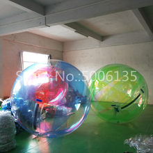 2m Water Park Walking Water Ball Inflatable Human Inside Dacing Balloon Zorb Hamster Balloon Running Water Bubble Ball(China)