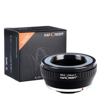 K F Concept Lens Mount Adapter For M42 Lens To Nikon 1 Mount Camera Adapter Ring