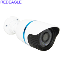 REDEAGLE 2MP 1080P Oudoor Waterproof AHD Security Camera Metal Case 24Pcs IR LDE Night Vision for CCTV HD AHD DVR