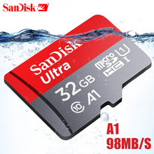 Original SanDisk memory card 16GB 32GB 64GB 128GB 100mb/s  UHS-I TF Micro SD card Class10 Ultra SDHC SDXC flash memory card