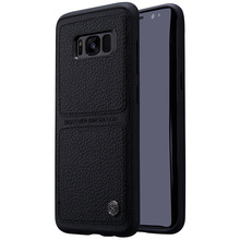 NILLKIN Burt PU Leather Case for Samsung Galaxy S8