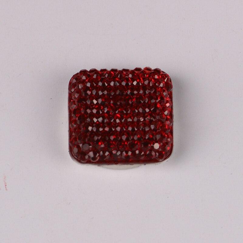 Persegi Magnet Bros Untuk Wanita Gaya Indah Berlian Imitasi Magnetic - Perhiasan fashion - Foto 2