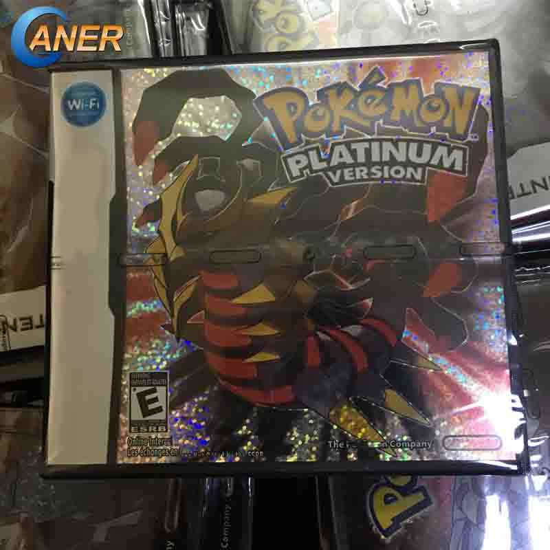 Ganer HOT for Pokemon Platinum Version for NAND DS ND SL ND Si 3DS