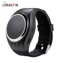 Hraefn смарт-группы rs09 браслет спорта smartband с музыка шагомер bluetooth динамик браслет для ios iphone android