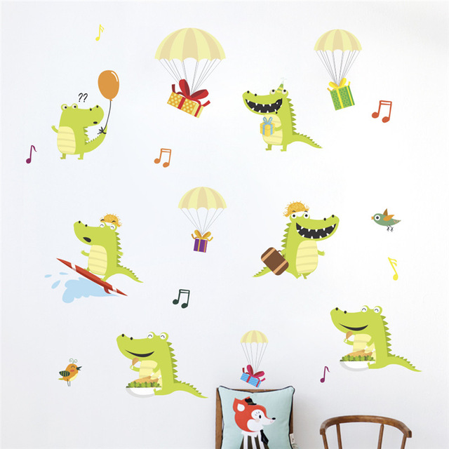 Crocodile Kids Jungle Chair