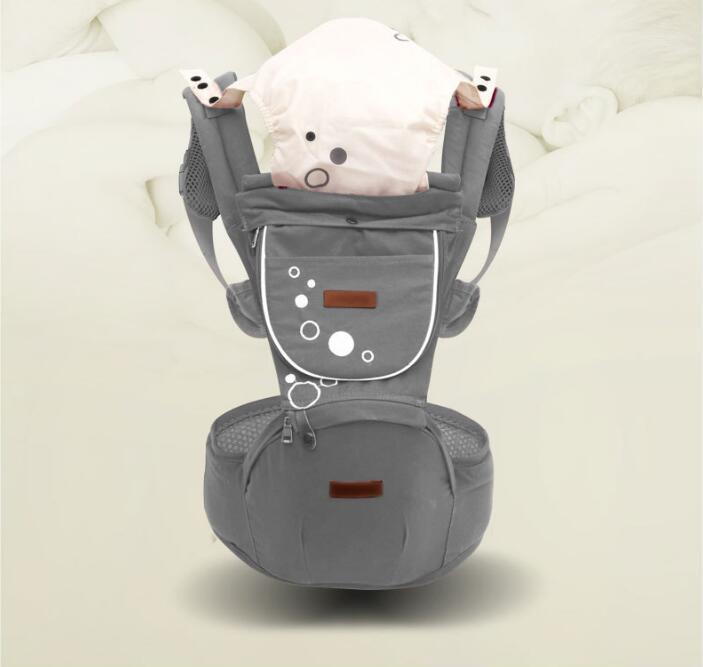 Bracelet nouveau-né bébé réglable transporteur Sling Wrap sac à dos pochette nouveau pilote