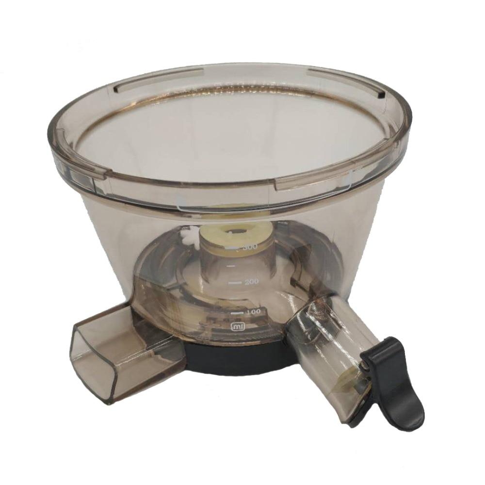 1 Pc Langsam Entsafter Hurom Kammer Für Hurom Hu-100plus Hu-200 Hu-700 Hu-500dg Trommel/schüssel Ersatz Ersatzteile Vorläufer Tasse RegelmäßIges TeegeträNk Verbessert Ihre Gesundheit