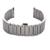 22mm 20mm para moto 360 generation 2 relógio de aço inoxidável pulseira pulseira com butterfly dobrado fivela de implantação