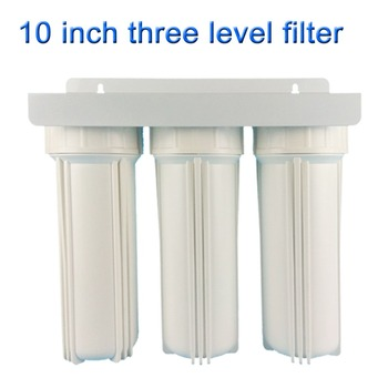 10 inch water Three Levers filter 1/4