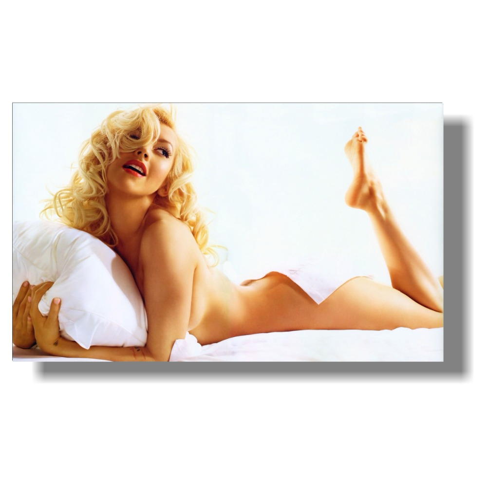 Free Delivery Marilyn Monroe Nude Living Room Painting -9535