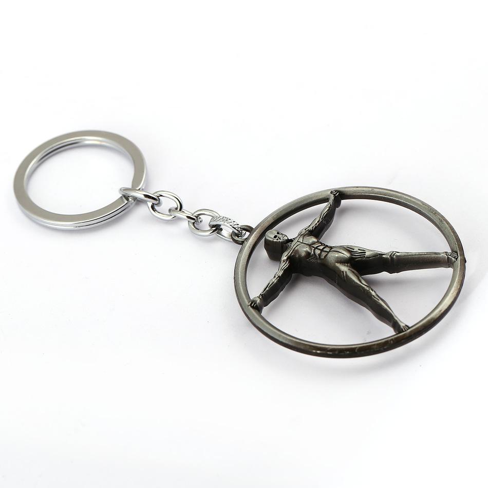 "You can create style with this WestWorld Keychain. Also this keychain can be a great gift. You might say that this keychain gave me Dolores when "" I visited westworld""."