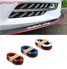 2.5M/ROLL Car Front Bumper Lip Splitter Protector Body Spoiler Valance Chin pu fit for Ford Sierra RS Cosworth